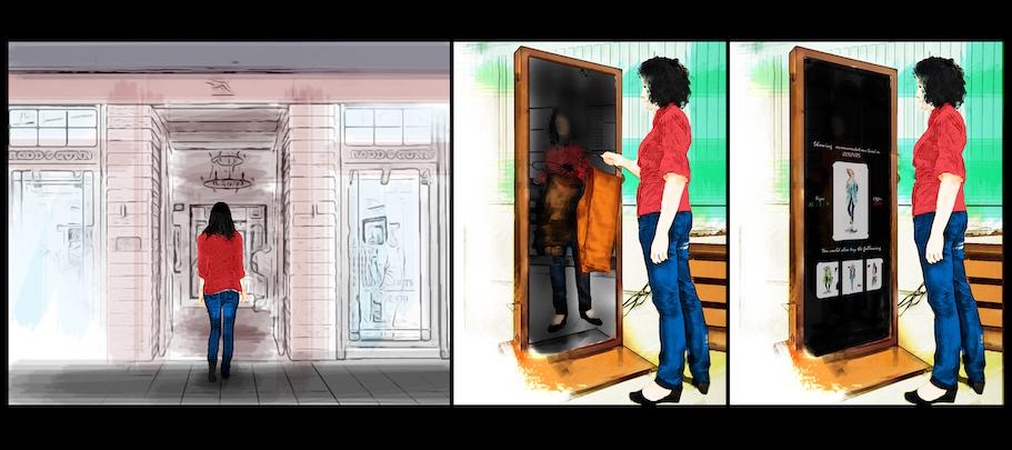 Mirror StoryBoard